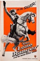 The Lone Ranger movie poster (1956) picture MOV_36115455