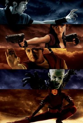 Dragonball Evolution movie poster (2009) poster MOV_36160649