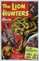 The Lion Hunters movie poster (1951) picture MOV_36161d09