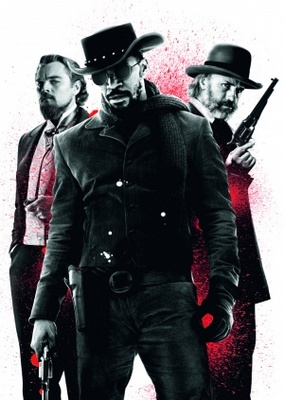 Django Unchained movie poster (2012) poster MOV_36175dff
