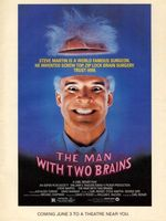 The Man with Two Brains movie poster (1983) picture MOV_361ba6f5