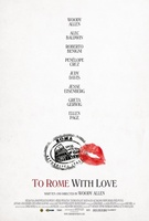 To Rome with Love movie poster (2012) picture MOV_361bbf6a