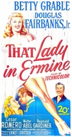 That Lady in Ermine movie poster (1948) picture MOV_3626d8bc