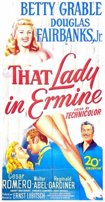 That Lady in Ermine movie poster (1948) poster MOV_3626d8bc