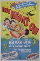 The Heat's On movie poster (1943) picture MOV_362c5c1d