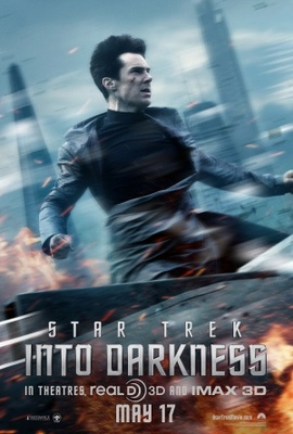 Star Trek Into Darkness movie poster (2013) poster MOV_362e6708