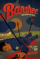 Banshee movie poster (2013) picture MOV_36309425