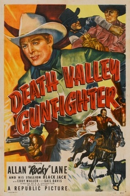 Death Valley Gunfighter movie poster (1949) poster MOV_3634c7f0