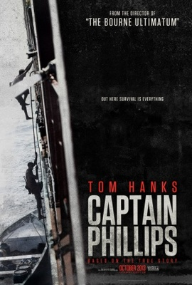 Captain Phillips movie poster (2013) poster MOV_36388f9b