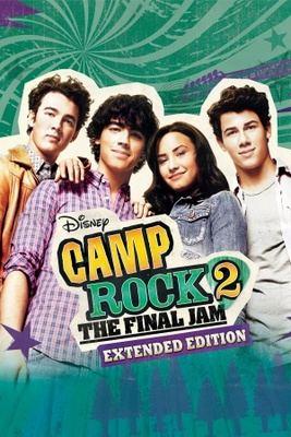 Camp Rock 2 movie poster (2009) poster MOV_36393cbc