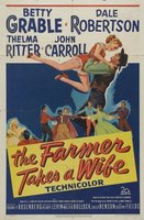 The Farmer Takes a Wife movie poster (1953) picture MOV_3639731c