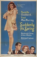 Suddenly, It's Spring movie poster (1947) picture MOV_3642010c