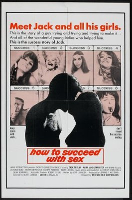 How to Succeed with Sex movie poster (1970) poster MOV_36455acd