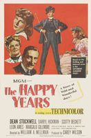 The Happy Years movie poster (1950) picture MOV_364bd5ec