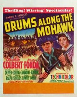 Drums Along the Mohawk movie poster (1939) picture MOV_364e9c1a