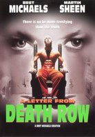 A Letter from Death Row movie poster (1998) picture MOV_3653d9ae