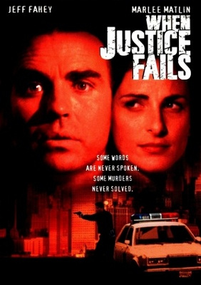 When Justice Fails movie poster (1999) poster MOV_365420c0