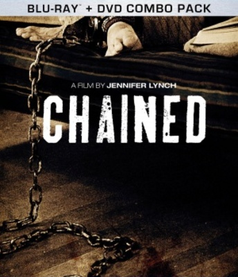 Chained movie poster (2012) poster MOV_36578372