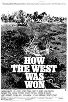 How the West Was Won movie poster (1962) picture MOV_365ac9e1