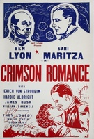 Crimson Romance movie poster (1934) picture MOV_3670024b