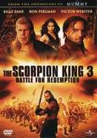 The Scorpion King 3: Battle for Redemption movie poster (2011) picture MOV_3671e50d