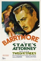State's Attorney movie poster (1932) picture MOV_36733a23