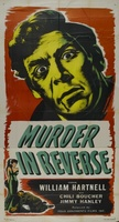 Murder in Reverse movie poster (1945) picture MOV_36737095
