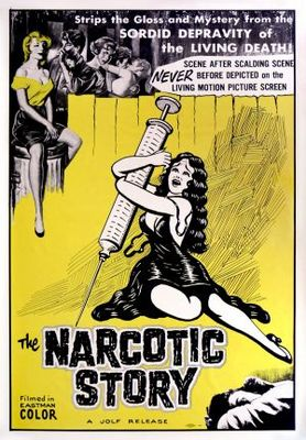 The Narcotics Story movie poster (1958) poster MOV_36741443