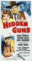 Hidden Guns movie poster (1956) picture MOV_36786898