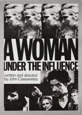 A Woman Under the Influence movie poster (1974) poster MOV_36800d34