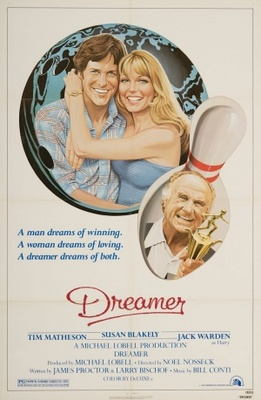 Dreamer movie poster (1979) poster MOV_368047a8