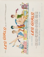 Les Girls movie poster (1957) picture MOV_3681cd6d
