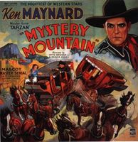 Mystery Mountain movie poster (1934) picture MOV_368868ad
