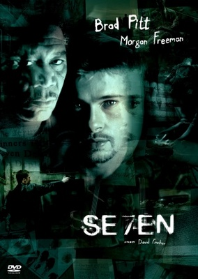 Se7en movie poster (1995) poster MOV_3688aeb6