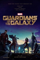 Guardians of the Galaxy movie poster (2014) picture MOV_36899b45