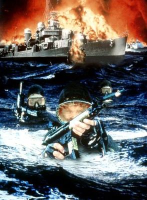Frogmen Operation Stormbringer movie poster (2002) poster MOV_368a5708