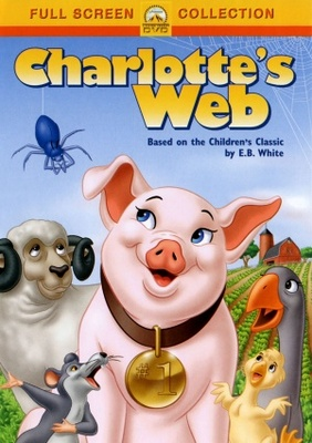 Charlotte's Web movie poster (1973) poster MOV_368a791d