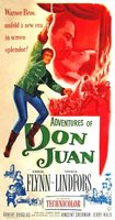 Adventures of Don Juan movie poster (1948) picture MOV_369c634a