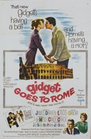 Gidget Goes to Rome movie poster (1963) picture MOV_a561e184