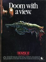 House II: The Second Story movie poster (1987) picture MOV_36ac1cc8
