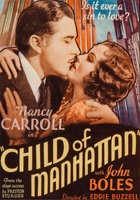 Child of Manhattan movie poster (1933) picture MOV_36ac77a6