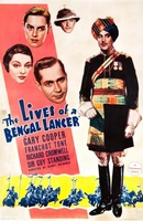 The Lives of a Bengal Lancer movie poster (1935) picture MOV_36bb09c2