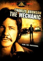 The Mechanic movie poster (1972) picture MOV_36bf6ac6