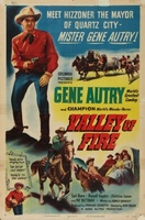 Valley of Fire movie poster (1951) picture MOV_36c32292
