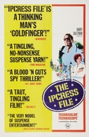 The Ipcress File movie poster (1965) picture MOV_36c5d916