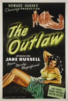 The Outlaw movie poster (1943) picture MOV_36c716b0