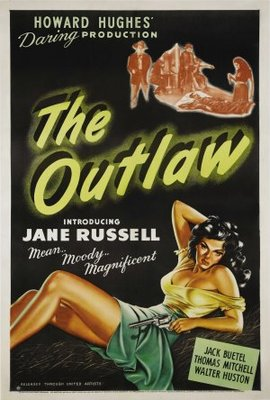 The Outlaw movie poster (1943) poster MOV_36c716b0