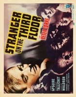Stranger on the Third Floor movie poster (1940) picture MOV_36c8662d
