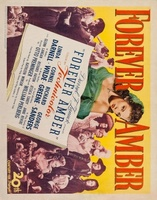Forever Amber movie poster (1947) picture MOV_801f9af3