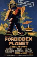 Forbidden Planet movie poster (1956) picture MOV_36d832cf